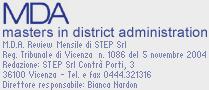 MDA Review logo